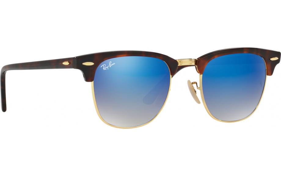 863363b6422d4 Ray-Ban Clubmaster RB3016 990   7Q 49 Gafas de Sol - Envío Gratis ...