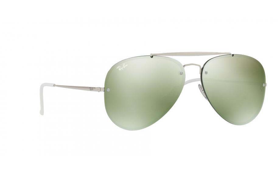 357fcdf6b Ray-Ban Blaze Aviator RB3584N 905130 58 Gafas de sol - Envío Gratis |  Estación de sombra