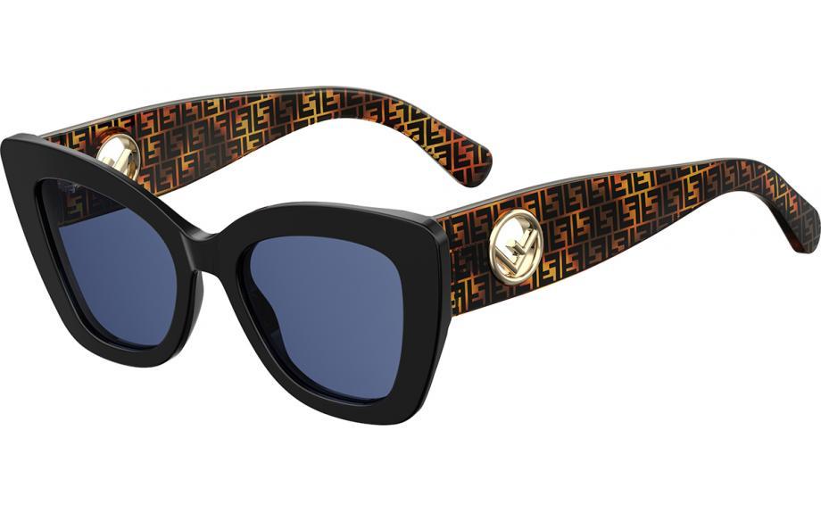 004700d638 Gafas de sol Fendi F IS FENDI FF0327 / S 807 KU 52 - Envío gratis    Estación de sombra