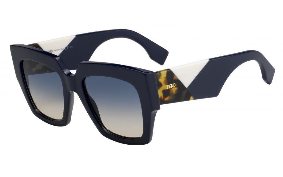 9e1b28ec2ff Fendi facetas FF0263   S PJP 52 I4 gafas de sol - envío gratis ...