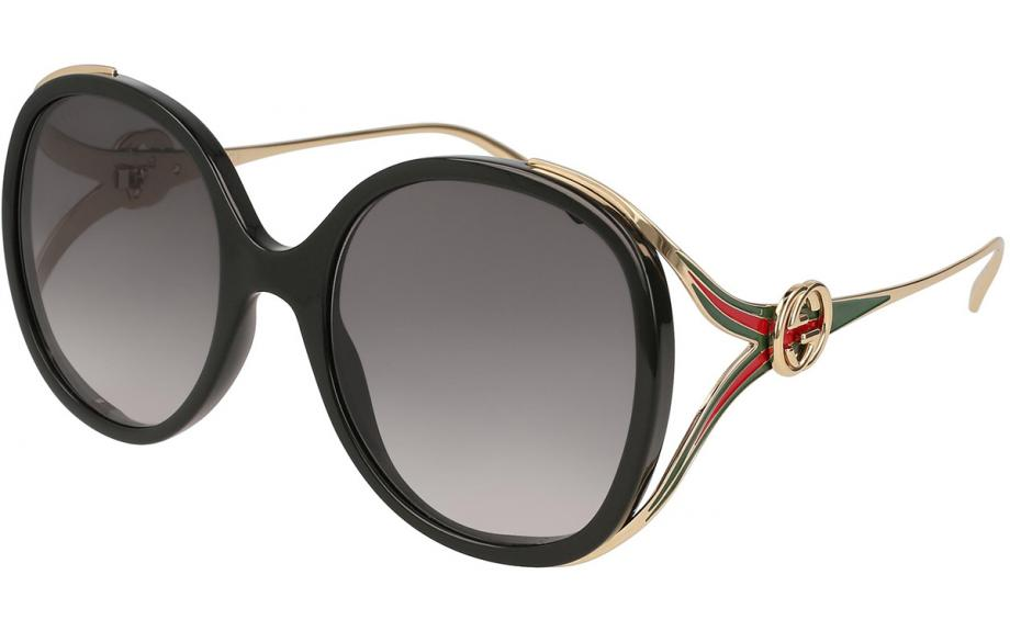 2322392273 Gucci GG0226S 001 56 Gafas de Sol - Envío Gratis | Estación de sombra