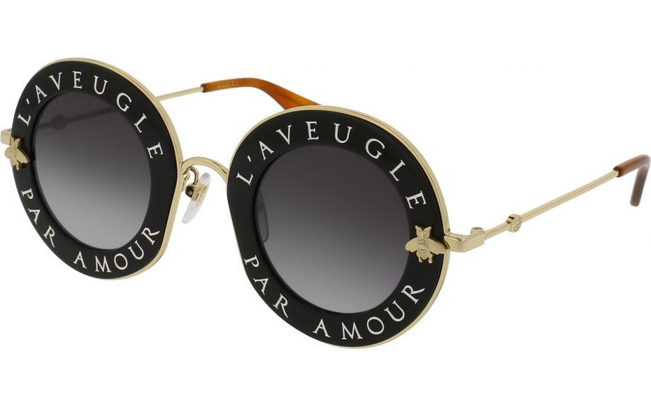 d47f4d784 Gafas de sol Gucci GG0113S 001 44 - envío gratis | Estación de sombra