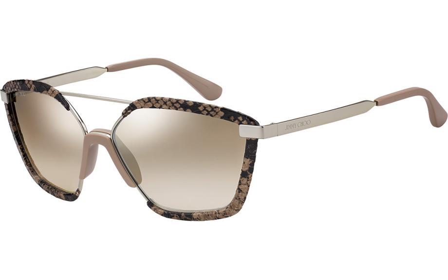 bdeda782504e7 Gafas de sol Jimmy Choo LEON   S 35J NQ 61 - envío gratis