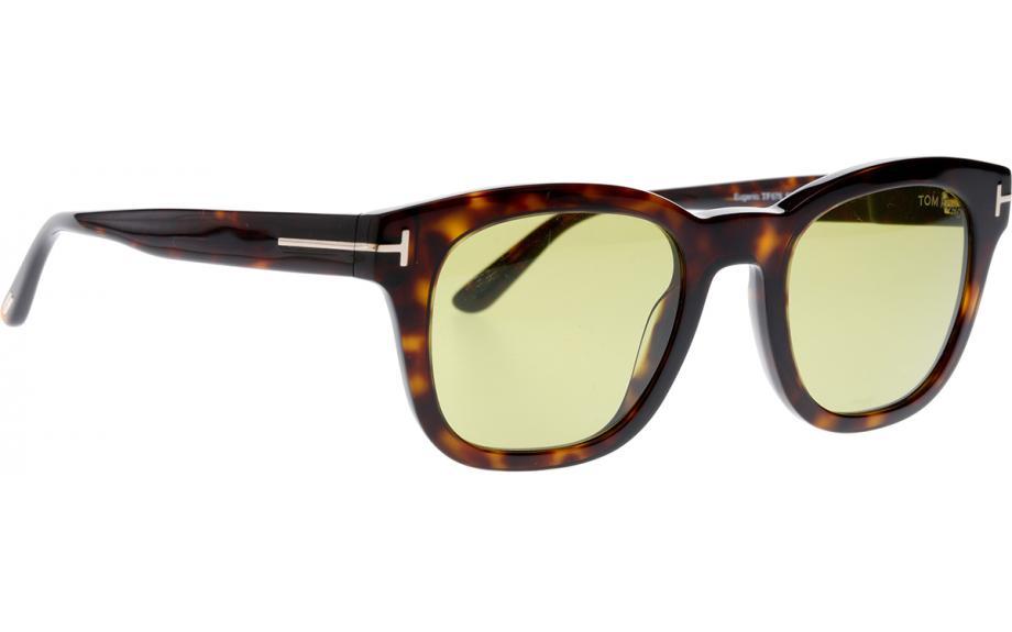 93e228b0bb Gafas de sol Tom Ford Eugenio FT0676 52N 52 - Envío gratis | Estación de  sombra
