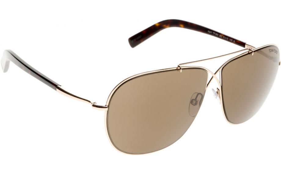 e317052ff7 Tom Ford April FT0393 28J 61 Gafas de Sol - Envío Gratis | Estación de  sombra