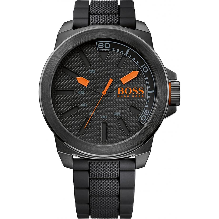 34b807a71f65 Nueva York 1513004 Hugo Boss reloj naranja - envío gratis