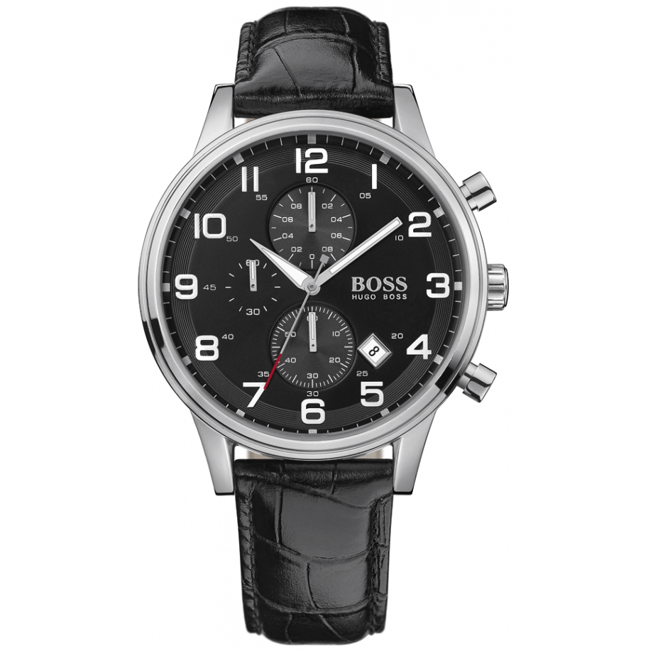cfdc6c4480f7 1512448 Hugo Boss Negro Reloj - Envío Gratis