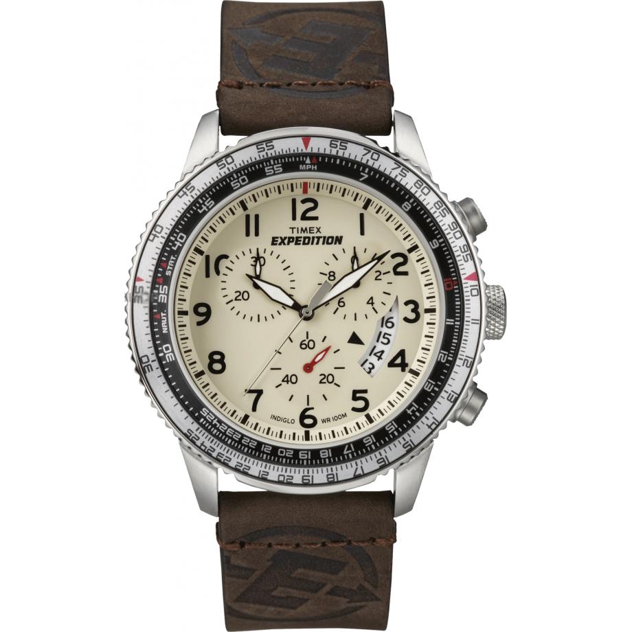 7abb4e215bb8 Exp Military Chrono T49893 Reloj Timex - Envío Gratis